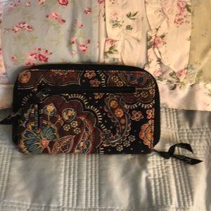 Roomy Vera Bradley wallet, gently used.